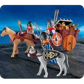 Playmobil - 3152 : Vikings-Butin