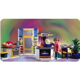 Playmobil - 3968 : Cuisine Contemporaine