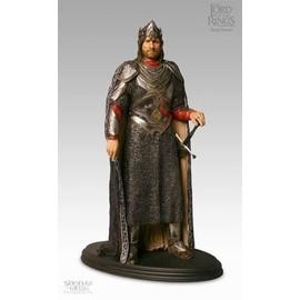 Le Seigneur Des Anneaux King Elessar 30 Cm Serie Numerotee