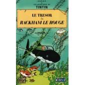 Tintin, Le Tresor De Rackham Le Rouge de Herg�