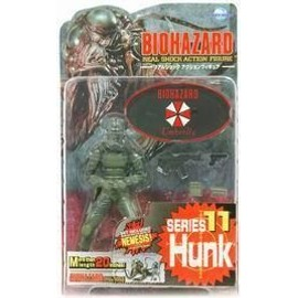 Resident Evil - Resident Evil Biohazard : Hunk (Figurines Articul�es / Jouets)