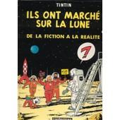 Ils Ont March� Sur La Lune - De La Fiction � La R�alit�, - Exposition, Paris, Centre Wallonie Bruxelles, 13 Juin-6 Septembre 1985 de Guegan