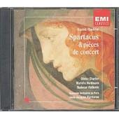 Spartacus Ouv., Romances, Morceaux De Concert Charlier - Camille, Saint Sa�ns