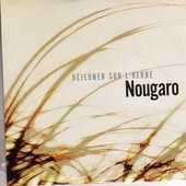 Dejeuner Sur L'herbe Promo 1 Track Card Sleeve - Claude Nougaro