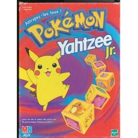 Pokemon Yahtzee Jr -