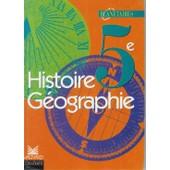 Histoire G�ographie, 5e de Michel Casta