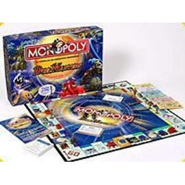 Monopoly Duel Masters