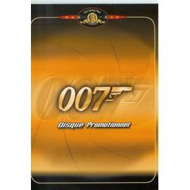 007 Disque Promotionnel