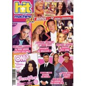 Hit Machine Girl N� 42 : Matthieu Pokora, Jennifer Aniston Et Bradd Pitt, Britney Spears Etc...
