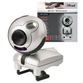 Trust WB 1200p - Mini Webcam USB Compact