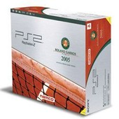 Playstation 2 - Pack Ps2 Satine Silver - Edition Roland Garros