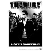 The Wire: The Complete First Season (5 Disc Set) de Hbo