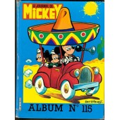 Mickey Album N� 115 de walt disney