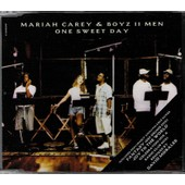 Mariah Carey & Boyz Ii Men - One Sweet Day - Maxi Cd Single