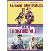 La Cage Aux Folles + La Cage Aux Folles Ii - Pack de Edouard Molinaro