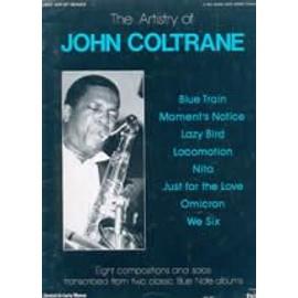 The artisty of John Coltrane