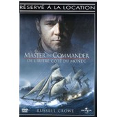 Master And Commander - De L'autre C�t� Du Monde - Edition Locative de Peter Weir