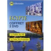 Egypte - Coffret 2 Dvd de Bauman, Chantal
