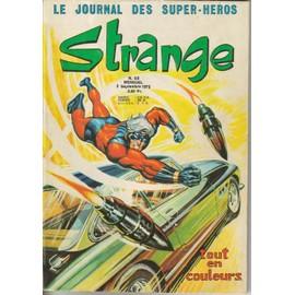 Strange N� 69 De Septembre 1975