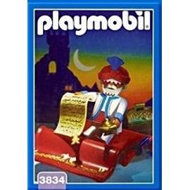 Playmobil 3834 : Le Tapis Volant (Th�me Magie)