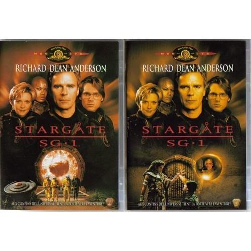 Stargate SG1 - Saison 1, Partie B - Coffret 2 DVD