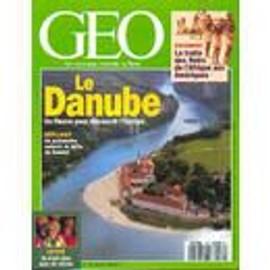 Geo - N� 179 : Le Danube - Central Park - Sakurajima - Singes Bonobos - Cachemire - Traite Negriere