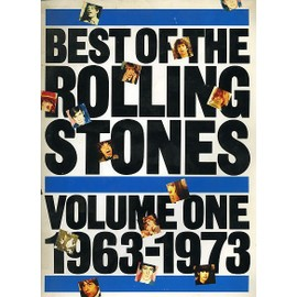 Best of the Rolling Stones - Volume one 1963-1973 (20 partitions)
