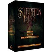 Coffret Stephen King - Misery - Carrie - La Part Des Tenebres de Romero, Georges