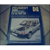 Peugeot 205 Diesel, Manuel D' Entretien Et R�paration Auto de Collectif