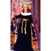 Barbie - Medieval Lady- Great Eras Collection