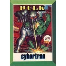 Les Aventures De Hulk N� 9014 : Hulk Contre Le Cybortron/Cauchemar Sous La Mer