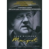 Maigret - Jean Richard - Les Meilleures Enqu�tes : Saison 1 - �dition Limit�e de Claude Barma