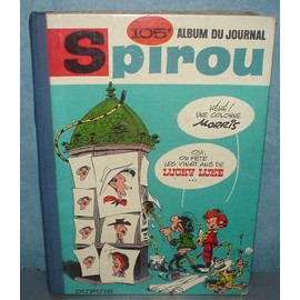 Album Journal Spirou N� 105