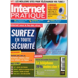 Internet Pratique N� 36 : Surfez En Toute S�curit�