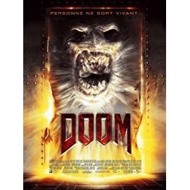 Doom - Affiche originale de cinéma (40*55 cm) -