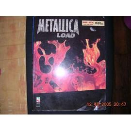 metallica - load - songbook