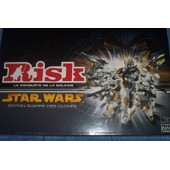Risk Star Wars - Edition Guerre Des Clones