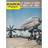 Aviation Magazine N� 279 : Le Record Du Monde De G Muselli Sur Le
