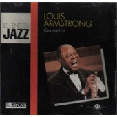 Les G�nies Du Jazz: Louis Armstrong - Greatest Hits - Cd -