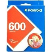 Polaroid Instant Film 600 - 10 Photos Couleurs
