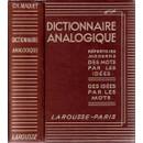 Charles Maquet : Dictionnaire Analogique (Livre) - Livres et BD d'occasion - Achat et vente