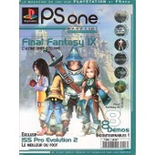 Ps One Magazine N� No 3 : Final Fantasy L' Ultime Chef-D' Oeuvre.