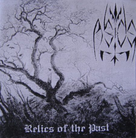 Ases Relics Of The Past Maxi Cd R 5t. Pagan Black Metal France Taran Prod.