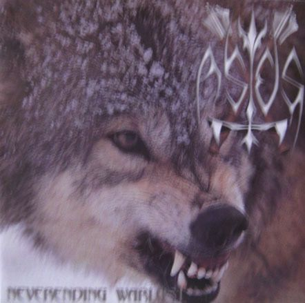 Ases Neverending Warlust Cd Album Heathen Raw Black Metal France Taran Prod
