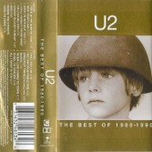 U2 / The Best Of 1980-1990 / K7
