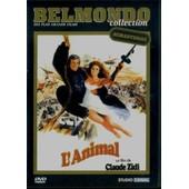 Johnny Hallyday Dvd L Animal Belmondo Collection