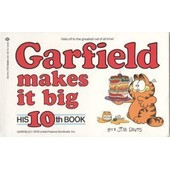Garfield Makes It Big - His 10th Book de Jim Davis