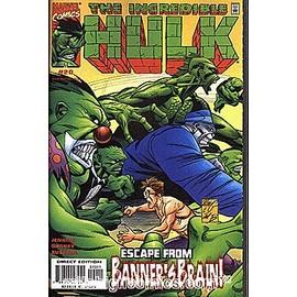 Hulk (Vo) N� 20 : Escape From Banner's Brain !