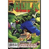 Hulk (Vo) N� 20 : Escape From Banner's Brain !
