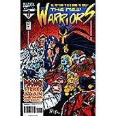 The New Warriors (Vo) N� 53 : Psionex Strikes Again..